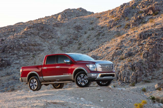 2020 Nissan Titan pickup truck arrives with more gears, more tech, more power