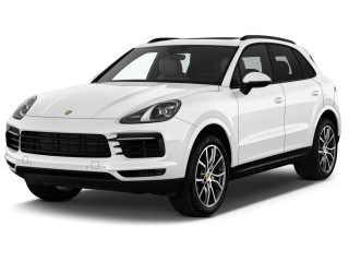 2020 Porsche Cayenne Photos