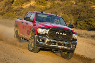 Ram recalling nearly 85,000 new heavy-duty pickups for fire risk