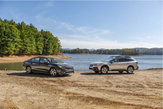 2020 Subaru Legacy and 2020 Subaru Outback - Best Car To Buy 2020