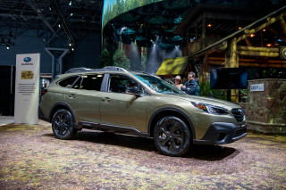 2020 Subaru Outback unveiled: Crossover SUV laces up with more tech, turbo power