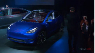 2020 Tesla Model Y first details: 300-mile electric SUV, starting around $48k