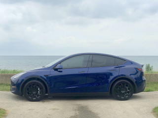 First drive: 2020 Tesla Model Y charts an electric crossover-SUV course