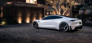 Tesla Roadster makes European debut at 2018 Grand Basel show