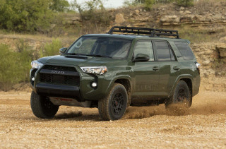 2020 Toyota Tacoma vs. 2020 Toyota 4Runner: Compare Utility Vehicles