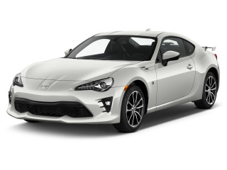 2020 Toyota 86 GT Auto (GS) Angular Front Exterior View