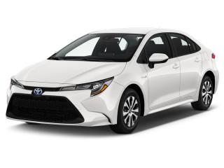 2020 Toyota Corolla Photos