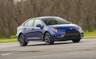 2020 Toyota Corolla Review, Ratings, Specs, Prices, and Photos - The