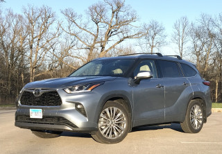 Review update: 2020 Toyota Highlander Platinum is a $50,000 proposition
