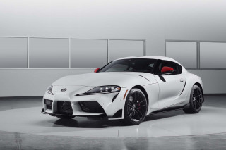 2020 Toyota Supra #001 heads to Barrett-Jackson's 2019 Scottsdale auction