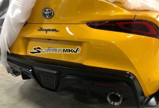 2020 Toyota Supra leak - Image via Supra MKV forum