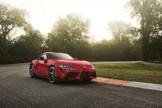 No turbo-4 or manual transmission in 2020 Toyota Supra's first year