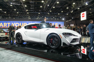 2020 Toyota Supra: Legendary two-seat sport coupe returns, with a European twist