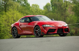 Duffer: Toyota Supra wears BMW's interior better than Z4