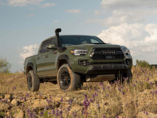 2020 Ford Ranger vs. 2020 Toyota Tacoma: Compare Trucks
