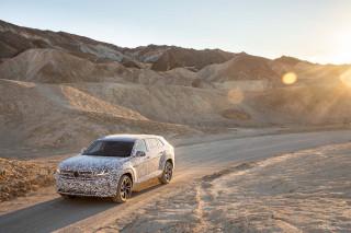 2020 Volkswagen Atlas Cross Sport prototype