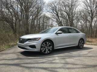 Review update: 2020 Volkswagen Passat SEL is a chucker