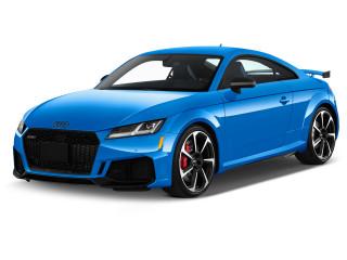 2021 Audi TT 2.5 TFSI Angular Front Exterior View