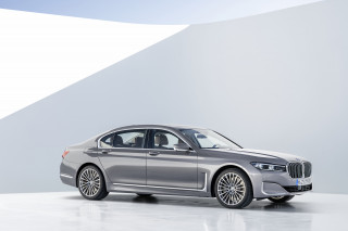 2021 BMW 7-Series Photos