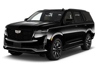 2021 Cadillac Escalade Photos