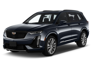2021 Cadillac XT6 Photos
