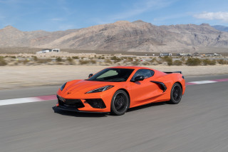 2021 Chevrolet Corvette Photos