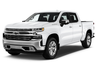 2021 Chevrolet Silverado 1500 Photos