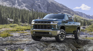 2021 Chevrolet Silverado 2500HD Photos