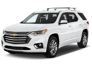 2021 Chevrolet Traverse Photos