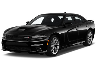 2021 Dodge Charger GT RWD Angular Front Exterior View