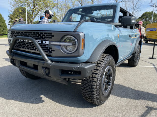 2021 Ford Bronco Badlands