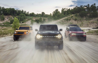 2021 Ford Bronco vs. 2021 Ford Bronco Sport: Compare SUVs