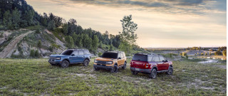 2021 Ford Bronco Sport Photos