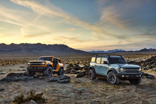 2021 Ford Bronco, Bronco Sport revealed: Classic off-road SUVs with today's tech