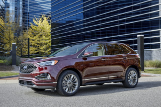2021 Ford Edge SUV reboots with more tech features