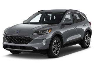 2021 Ford Escape SEL FWD Angular Front Exterior View