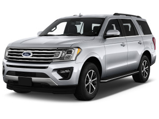 2021 Ford Expedition Angular Front Exterior View