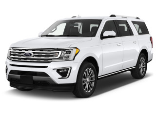 2021 Ford Expedition Limited 4x2 Angular Front Exterior View