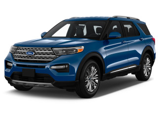 2021 Ford Explorer Photos