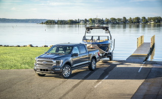 2021 Ford F-150 Hybrid gets 25 mpg, besting the Ram 1500 and Chevy Silverado