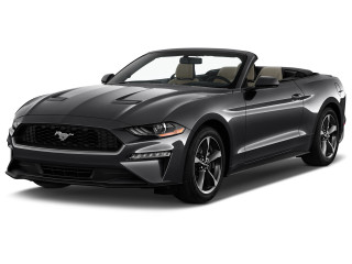 2021 Ford Mustang Photos