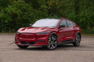 Review update: 2021 Ford Mustang Mach-E evolves an icon