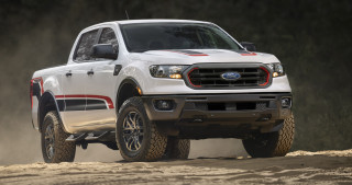 2021 Ford Ranger Tremor off-road pickup revealed: Mighty mid-size temblor