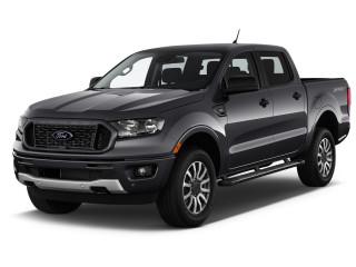 2021 Ford Ranger Photos