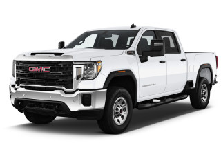 2021 GMC Sierra 2500HD Photos