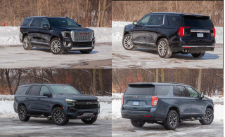 2021 Chevrolet Tahoe vs. 2021 GMC Yukon: Compare SUVs