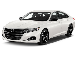 2021 Honda Accord Photos