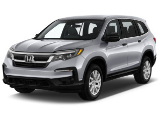 2021 Honda Pilot Photos