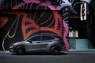 2021 Hyundai Kona Night Edition