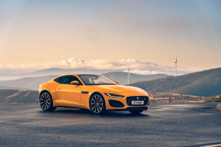 2021 Jaguar F-Type Photos